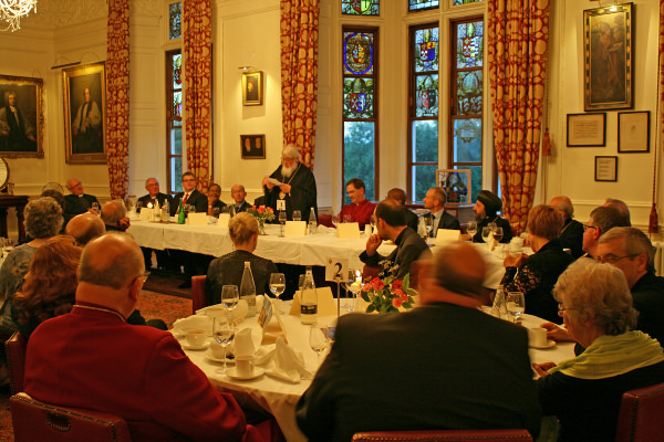 Pre-Synod Dinner, July 2016